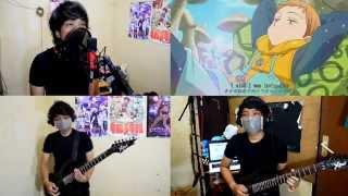 [ 七つの大罪 OP ] Nanatsu No Taizai OP2 - Seven Deadly Sins [ MAN WITH A MISSION ] Guitar & Vocal Cover