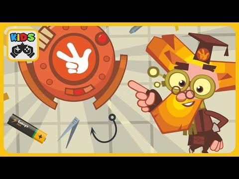 Фиксики квест - игра для детей про мультики Фиксики - iOS / Android