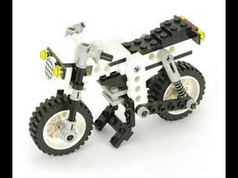 Lego Technic 8810 Alpha Racer Instructions Year 1991 Youtube