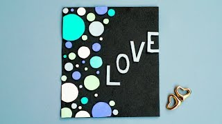 Easy to make Greeting Card | Birthday card |Anniversary card | Friendship card| DIY Card |