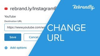How To Change The Destination URL Of A Custom Short Link