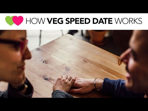 Vegan Pop Up Shop and Speed Dating Comes to Asbury Park January 21
