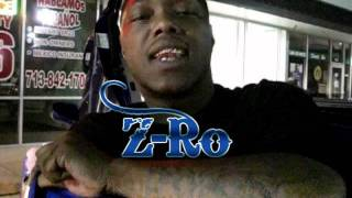 Z-Ro - Thatz Who I Am (Instrumental)