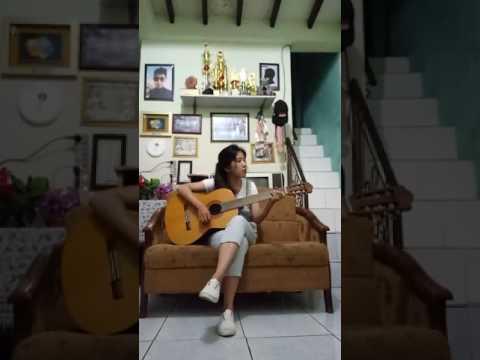 Dongani ma au cover by Rina Dewika Pandiangan