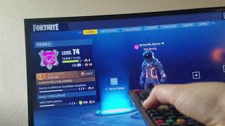 how to fix the screen size for fortnite tutorial ps4 xbox - fortnite ps4 screen size