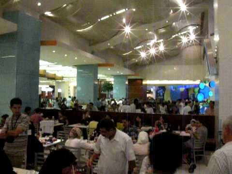 Mall of the Emirates (Dubai) Food Court