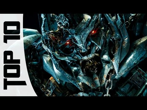 "TOP 10 SCENES | MEGATRON ""TF 1.2.3"""