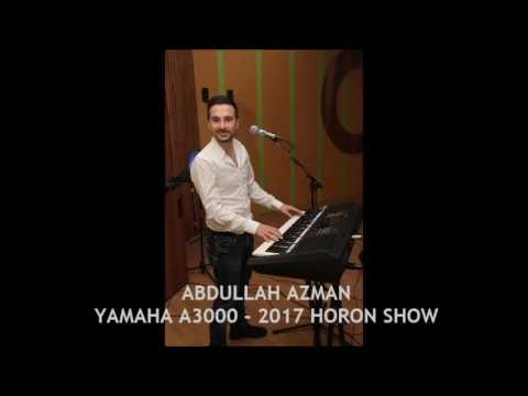 ORG HORON SHOW 2017 - PİYANİST ABDULLAH AZMAN