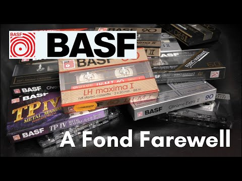 BASF's Final Hour - Their Last Great Cassettes