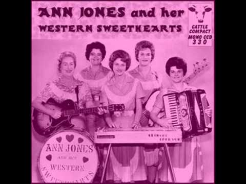 Ann Jones & Her Western Sweethearts - God Gave Me You