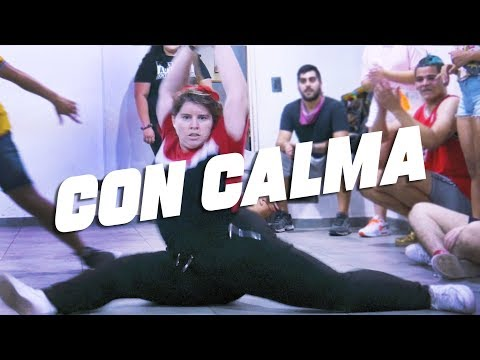CON CALMA – Daddy Yankee & Snow | Choreography by Emir Abdul Gani