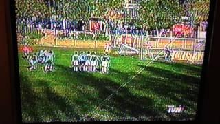 Deportes Temuco CAMPEÓN 2001 Magallanes 1 TEMUCO 2
