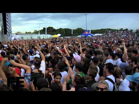 Wiz Khalifa-The Thrill Live At Soundset 2010