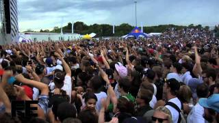 Wiz Khalifa-The Thrill Live At Soundset 2010