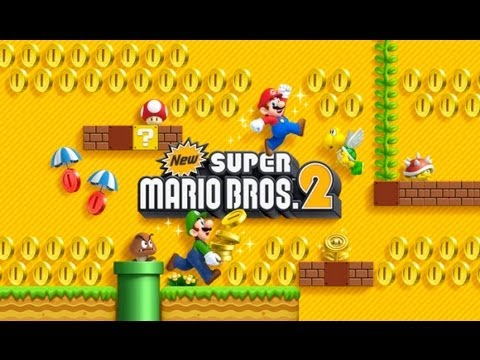 New Super Mario Bros 2 Test Sur 3ds Une Belle Aventure Gameplay