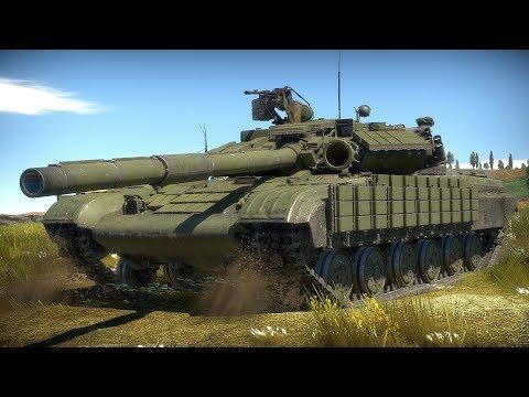 Т-64БВ ВОЗМОЖЕН ЛИ НАГИБ? | Лучший бой War Thunder #97