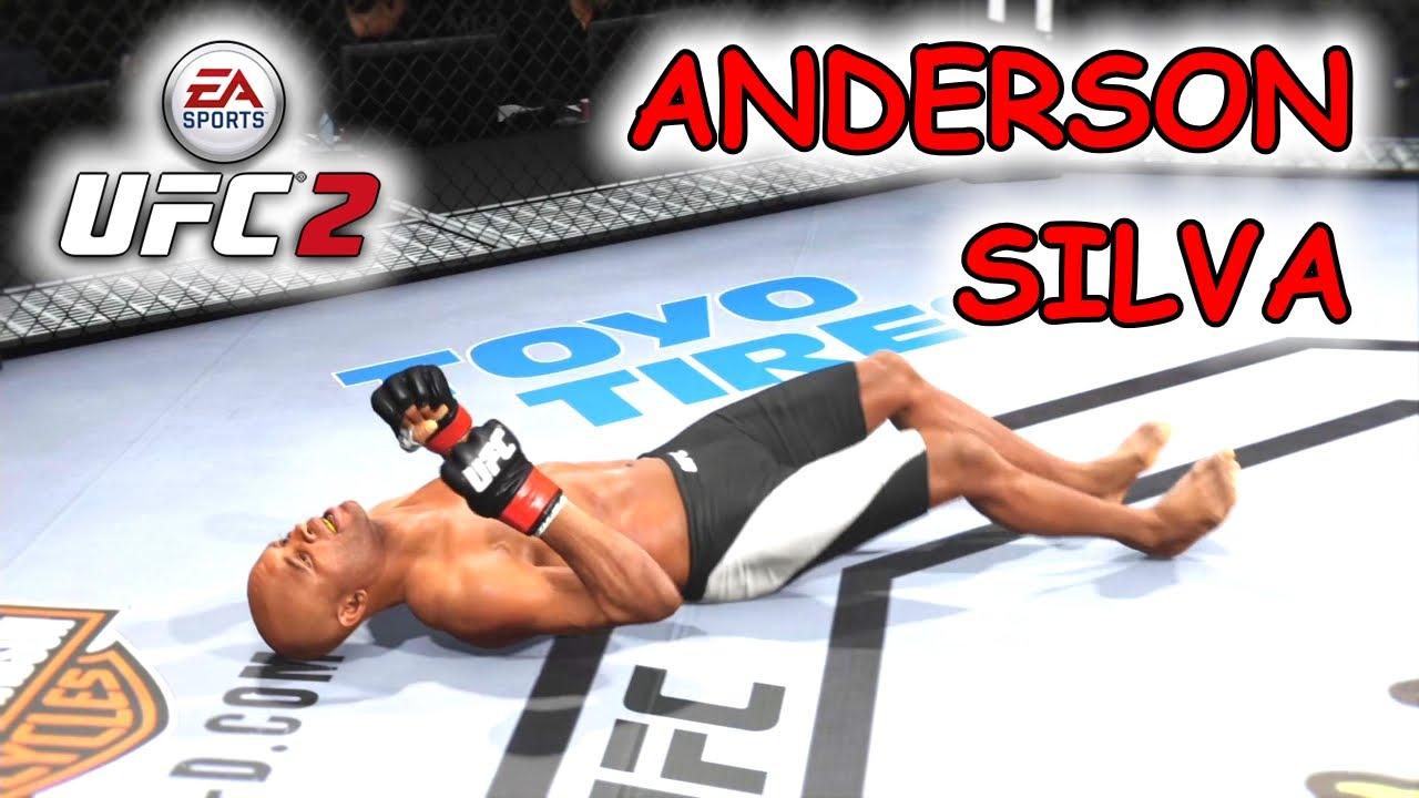 андерсон сильва: UFC 2 ПЯТЬ БОЕВ #3 Anderson Silva
