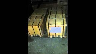 видео доставка из китая сборных грузов