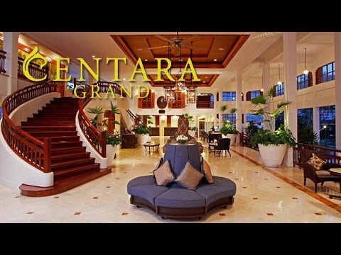 Centara Grand Beach Resort & Villas Hua Hin (next to the Hilton Resort) Seaside/Beach Hotel