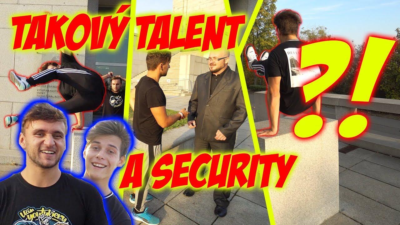 Učím youtubery parkour #42 | Marty