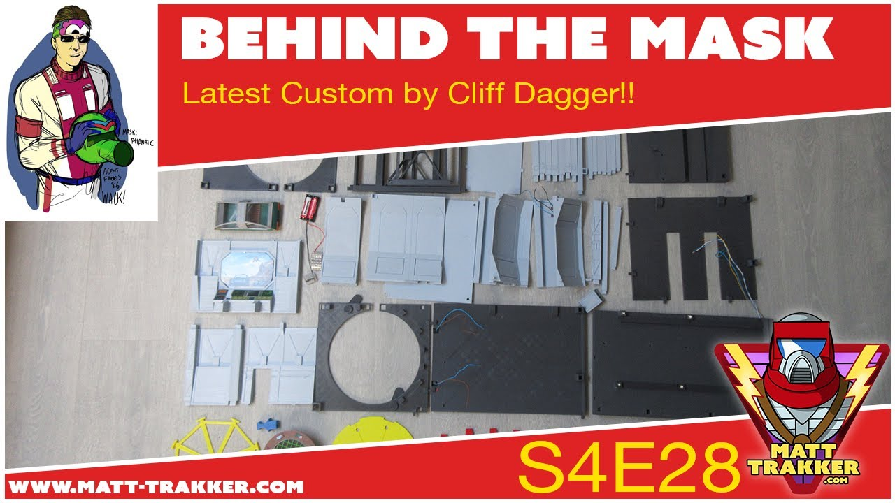 Latest Cliff Dagger Custom