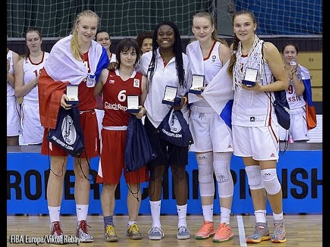 U16 European Championship Women Hungary 2014 (Extended Highlights)
