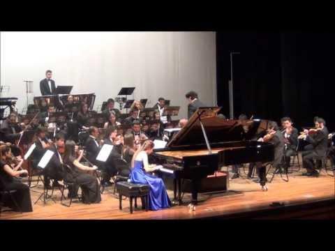 Concierto para piano y orquesta N°1 Op. 15 - Beethoven