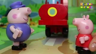 Свинка Пеппа на русском все серии подряд без остановки Мультики для детей Peppa Pig HD Мультфильмы