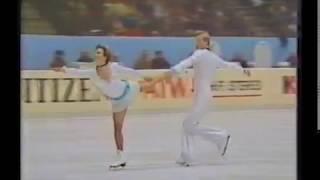 1983 WC FD - Jayne Torvill & Christopher Dean (GBR)