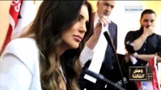 فيديو: منى أبو حمزة ردت على الزعيم اللبناني والإهانات.. وهذا ما كشفته عن ابنتها!!
