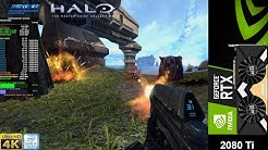 Halo CE Master Chief Collection Enhanced Settings 4K | RTX 2080 Ti | i9 9900K 5.1GHz