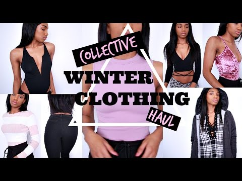 TRY ON | AFFORDABLE WINTER COLLECTIVE...