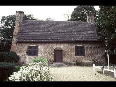 Real haunted houses:Adam Thoroughgood House, Virginia Beach, Virginia