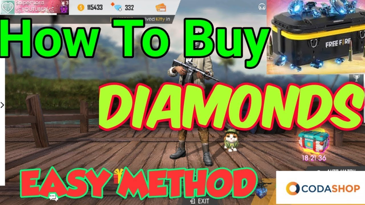 HOW TO BUY DIAMONDS IN FREE FIRE WITHOUT PAYTM | SEND DIAMONDS TO ANYONE |  CODASHOP TUTORIAL