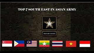 Top 7 powerful Military in southeast Asia 2019