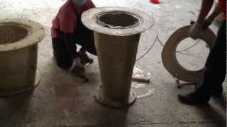 How we make our fiberglass pots | Spruce