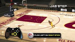 NBA LIVE 14 - Shooting Deep Dive