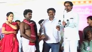Telangana Sambaralu Part 02 || Telangana Folk Songs || KCR, Suddala Ashok, Rasamai Balakishan
