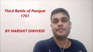 Third Battle of Panipat 1761