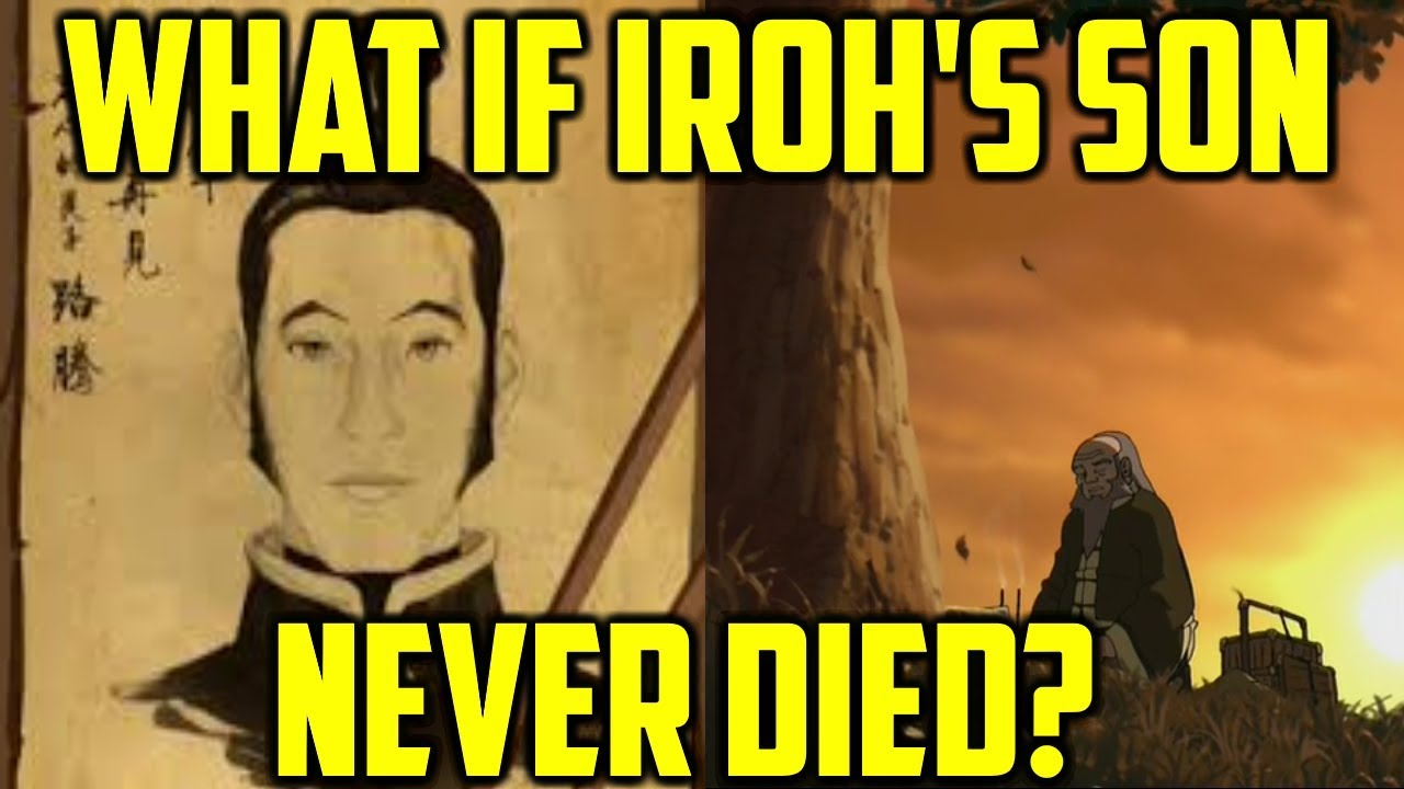 What if Iroh's son (Lu Ten) never died? | Avatar: The Last Airbender