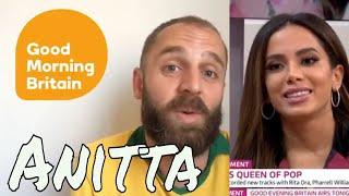 Baixar Reacting to Anitta's English - Good Morning Britain Interview