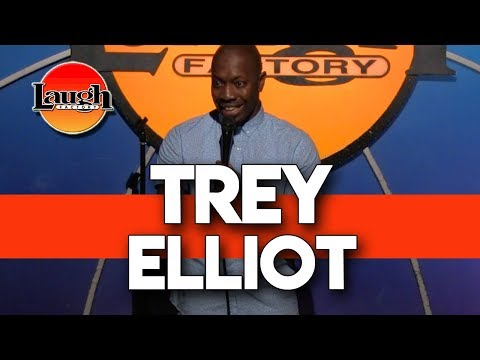 Trey Elliot | Too Old For Rap | Laugh Factory Stand Up Comedy