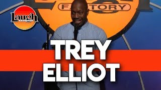 connectYoutube - Trey Elliot | Too Old For Rap | Laugh Factory Stand Up Comedy