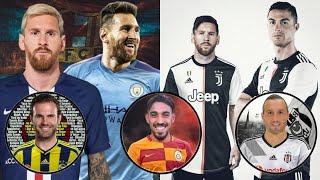 Transfer Haberleri ⚽ Süper Lig ve Dünya Takımları 7