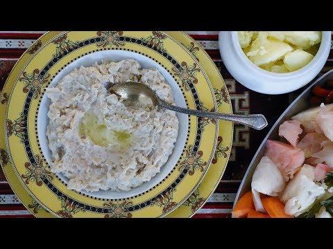 Ариса - Армянская Кухня - Harissa - Рецепт от Эгине - Heghineh Cooking Show In Russian
