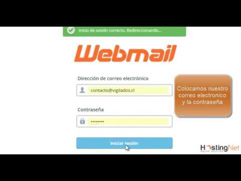 Como Ingresar A Webmail