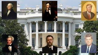 Portraits of U.S. Presidents (1789-Present)