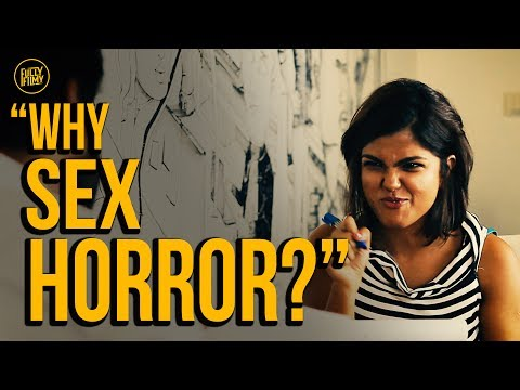"""""""Why Sex Horror?"""" 
