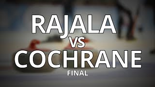 2018 ONT Senior Championship MEN'S FINAL - RAJALA vs COCHRANE