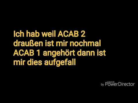 AK ausserkontrolle in ACAB 1!?!